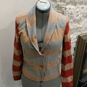 NWT Anthro Saturday Sunday jersey knit cardigan